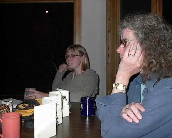 Heather and Nance
